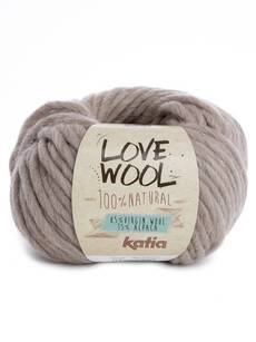 Katia Love Wool - kolor 119 beż