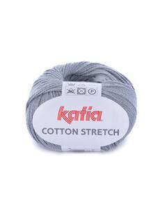 Katia Cotton Stretch kolor - 27 szary