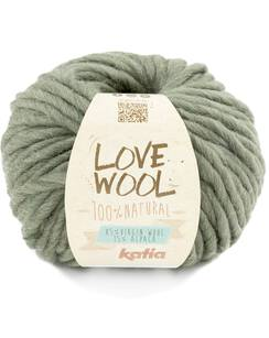 Katia Love Wool - kolor 127 mech